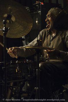 Al Foster at Jamboree jazz club of Barcelona
