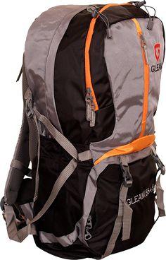 d9c292a4ec Buy Gleam 2209 Climate Proof Rucksack   Hiking   trekking bag   Backpack 60  Ltrs Black