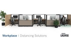 Our workplace distancing solutions provide environments that keep people healthy, safe and productive.  Create healthier workspaces with our soft seating, panel system, acrylic privacy screens, freestanding acrylic screens, fixed acrylic screens, surface lateral acrylic screens, end surface acrylic screens, laminate lateral gallery panels with acrylic screens and more!   #groupelacasse #workplacedistancing #physicaldistancing #staysafe #smartspaces #privacy Office Furniture, Outdoor Furniture Sets, Outdoor Decor, Panel Systems, Privacy Screens, Soft Seating, Workspaces, Surface, Create