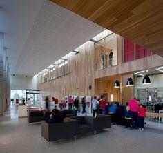 Biblioteca Ballyroan / Box Architecture