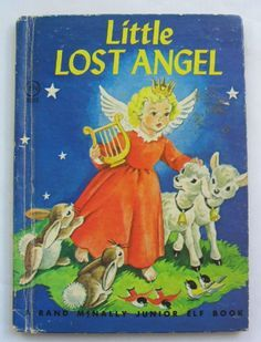 Little lost angel book 1960s - Google Search