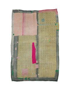 Vintage Kantha Quilt DASH | Fossik