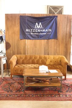 Mizzen + Main booth at Northern Grade Dallas