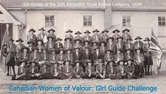 Girl Guides Challenge - For Teachers - Valour Canada