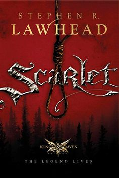 The second book in the Stephen Lawhead series. My favorite one of the 3. #RobinHood #StephenLawhead #Books