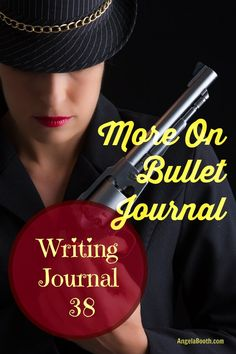 Day 38 of the writing journal. I manage to finish a couple of projects. I'm enthusiastic about the bullet journaling process.