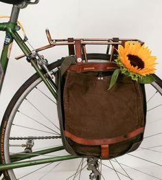 Swiss Military Bicycle Panniers – Set of 2 by Reclamation Department  on Scoutmob Shoppe