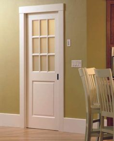 Interior Doors With Glass Panels | Doors Are Crafted With True Divided  Lites And Each Individual