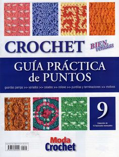 guia de puntos crochet 2009 nro 9 - Cristina Vic - Álbuns da web do Picasa..FREE BOOK AND DIAGRAMS!