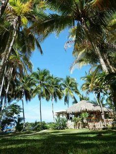 The island of ile a vache, south of Haiti.
