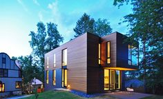 Nexus House - Johnsen Schmaling Architects
