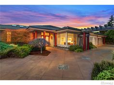 Just listed in Bellevue, WA, on Hill Top Road.