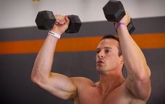 Chisel your upper body with just 4 exercises