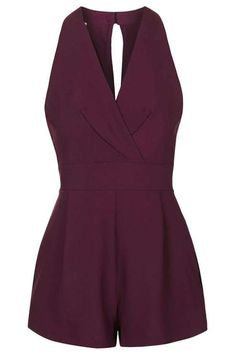 **Cross-Bust Playsuit by Love More