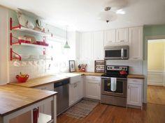 Ikea Kitchen Renovation Ideas | POPSUGAR Home