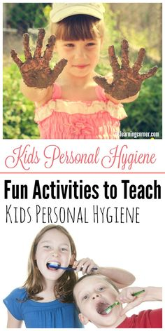 Hygiene: Fun Activities to Teach Kids Personal Hygiene | ilslearningcorner.com