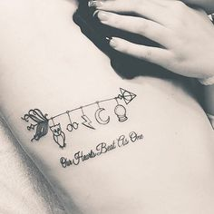 Harry Potter Tattoo: