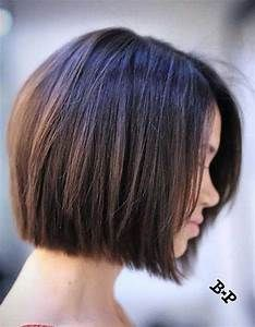 Summer Trend Bob Hairstyles for Fine Hair - hair styles for short hair Bob Hairstyles For Fine Hair, Layered Bob Hairstyles, Short Bob Haircuts, Undercut Hairstyles, Short Hairstyles For Women, Cool Hairstyles, Hairstyle Ideas, Short Undercut, Undercut Women
