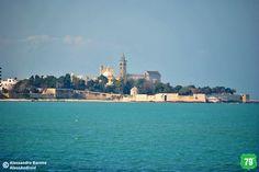 Panorama sulla Cattedrale #Trani #Puglia #Italia #Italy #Viaggiare #Viaggio #Travel #Mare #Sea #Vacanza #Holiday #CittàVecchia #OldCity #ALwaysOnTheRoad #Spiaggia #Beach