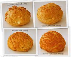 Kitchen Corner: Evolution Choux Pastry