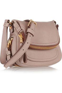 5f157cb2ab662 TOM FORD - Jennifer mini textured-leather shoulder bag
