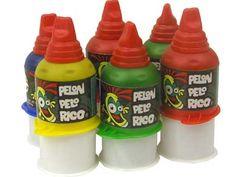 Pelon Pelo Rico (Mexican Candy)   --> it's hecka good. omg.