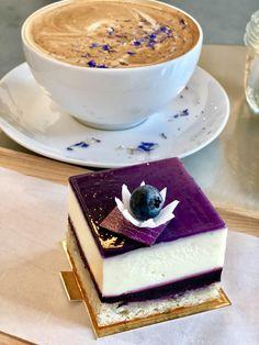 [I ate] Lavender Cake with a Lavender Latte https://i.redd.it/flidj86hygx01.jpg