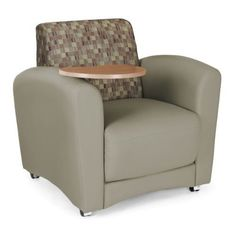 Satisfy your guests' needs with OFM's InterPlay Series - Social Seating Chair with Tablet, Model 821. [[split]] Description Satisfy your guests' needs with OFM's InterPlay Series - Social Seating Chai