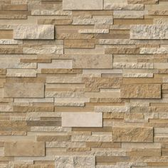 Order MS International Stone Siding - Travertine Casa Blend Multi Finish Casa Blend Multi Finish / Ledgestone / / Travertine, delivered right to your door. Stacked Stone Panels, Stone Veneer Panels, Stone Siding, Stone Exterior, Wall Exterior, Stone Walls, Stone Texture, Stone Cladding Texture, Wall Cladding