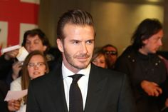 Soccer player David Beckham to star in BBC documentary film