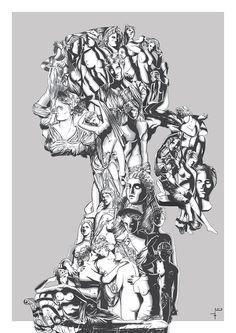 Fabio Frangione (im)perfezione, 2015 digitale su stampa giclèe