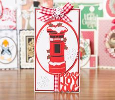 Our @tonicstudiosuk Rococo Pick of the Week packed with festive crafting kicks…