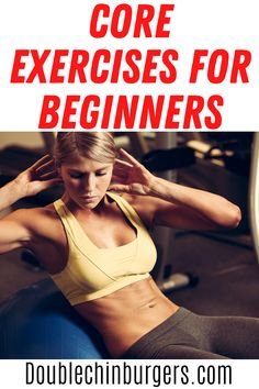 Ab Exercises for Beginners || Ab Exercises for Women || Core Exercises for Back Pain || At the Gym || Advanced || At Home Ab Exercises || Standing Core Exercises || With Weights || Flat Stomach || After Baby || Core Exercises For Overweight || Flat Stomach || Core Exercises with Resistance Bands || #Coreexercises #SexyABS #Abs Core Exercises For Women, Core Exercises For Beginners, Back Pain Exercises, Abs Workout For Women, Ab Exercises, At Home Abs, Fitness Tips For Women, Resistance Band Exercises, Flat Stomach