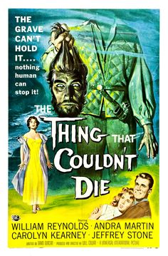 The Thing That Couldn't Die. Really funny mst3k episode!!!