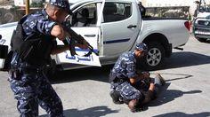 الشرطة تعتقل 3 اشخاص دهسوا عنصر امن