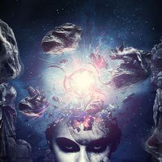 Tom Juris - De magnifiques créations complexes, étranges et surréalistes! http://space-art.fr/strange-tom-juris/