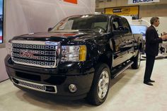 2013 gmc trucks...imagine this truck in diamond white loaded in chrome.....awesome