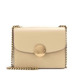 Mini Trouble leather shoulder bag