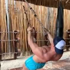 Gym Workout Videos, Gym Workout For Beginners, Gym Workouts, At Home Workouts, Ripped Workout, Biceps Workout, Big Back Workout, Preparation Physique, Trx Training