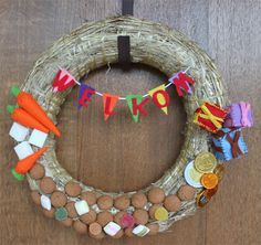 Sinterklaas Krans - Holiday Wreath
