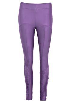 Calça Mulher Elástica Nice Roxa - Compre Agora  aebd0f5520884