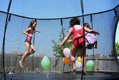 Kids Birthday Party Game Ideas For Summer   Signs.com