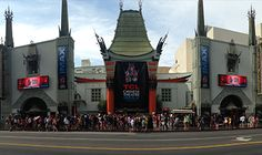 Los Angeles Travel, Us Road Trip, Hollywood California, Present Day, Summer Travel, Tour Guide, Places To Go, Theatres, Street View