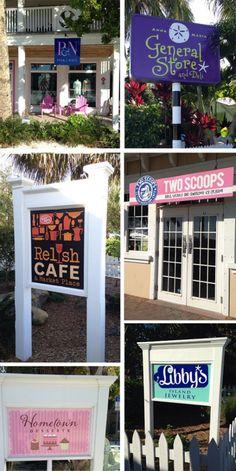 Shops-on-Anna-Maria-Pine Avenue http://www.annamariaislandhomerental.com https://www.facebook.com/AnnaMariaIslandBeachLife?ref=tn_tnmn