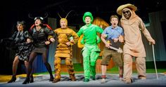Review: James and the Giant Peach @ Waterside Arts Centre, Sale ...