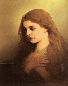 In Love - Gabriel Cornelius Ritter von Max