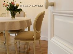 hello lovely inc.: hello lovely paris apartment