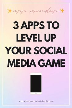 Back again with another tools of the trade: this time, 3 resources to help you level up your social media game. While it's only a few of the tools we use here at CC, these tools are our absolute FAVORITES, our lifeblood, our bread