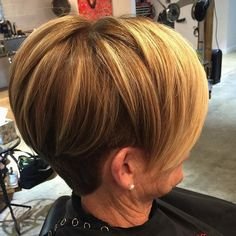 Love the color! Pixie Bob For Women Over 50
