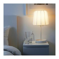 VARV Table lamp with LED bulb  - IKEA